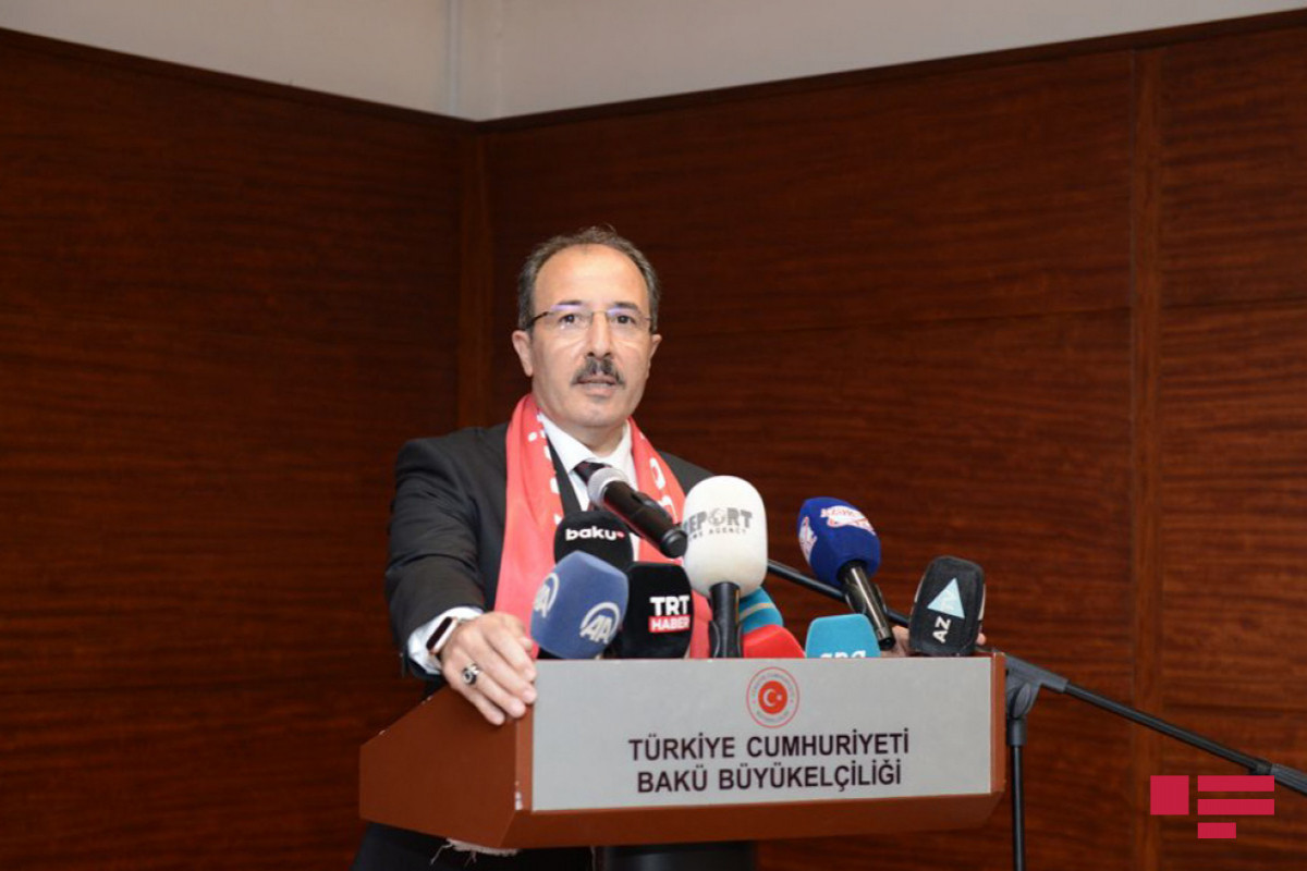 """Jahid Bagci: """"Today we commemorate with gratitude Azerbaijanis and Turks martyred in all fronts"""""""