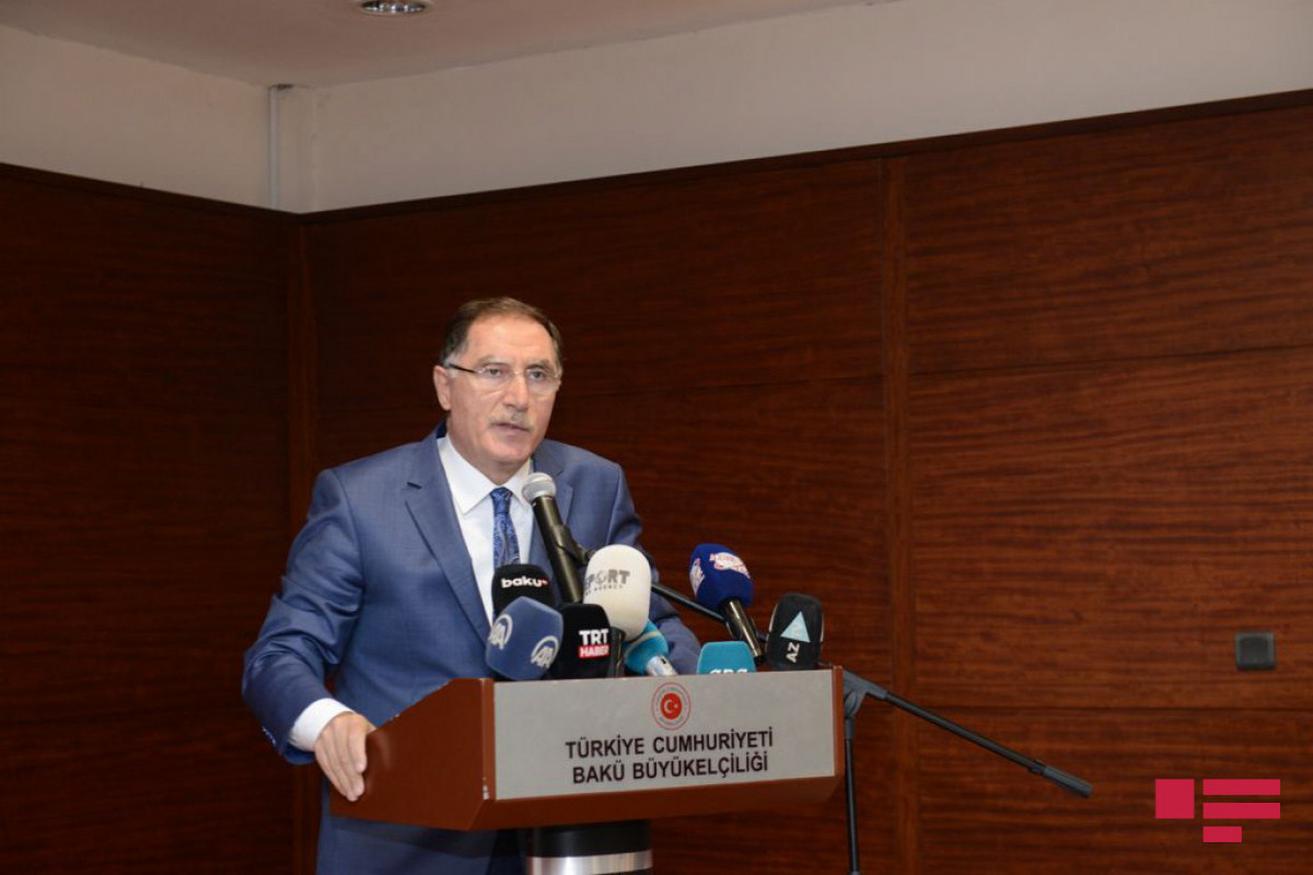 """Sharaf Malkoc: """"Reports, that we will prepare regarding destructions in Karabakh, to be sent to int"""