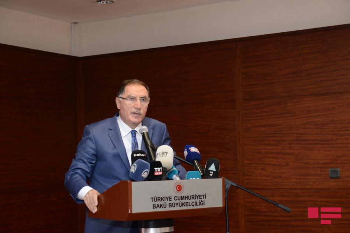Шараф Малкоч: Мы отправим в международные организации отчеты, которые подготовим в связи с разрушениями в Карабахе