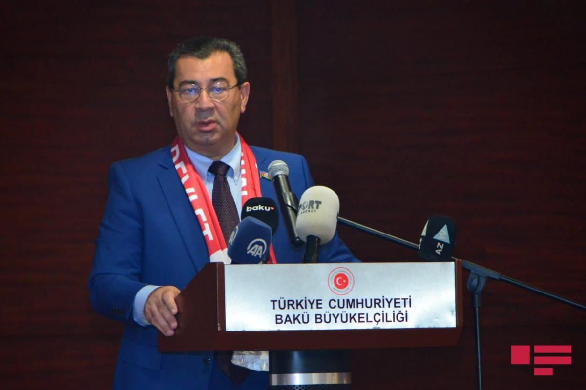 """Səməd Seyidov: """"Türkiyə və Azərbaycan bu regionda reallığı həmişəlik dəyişdirdi"""""""