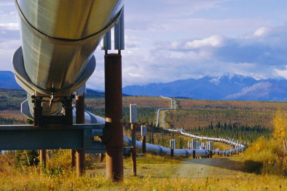 Стоимость газа, экспортированного Азербайджаном в Европу, приближается к 1 млрд. долларов