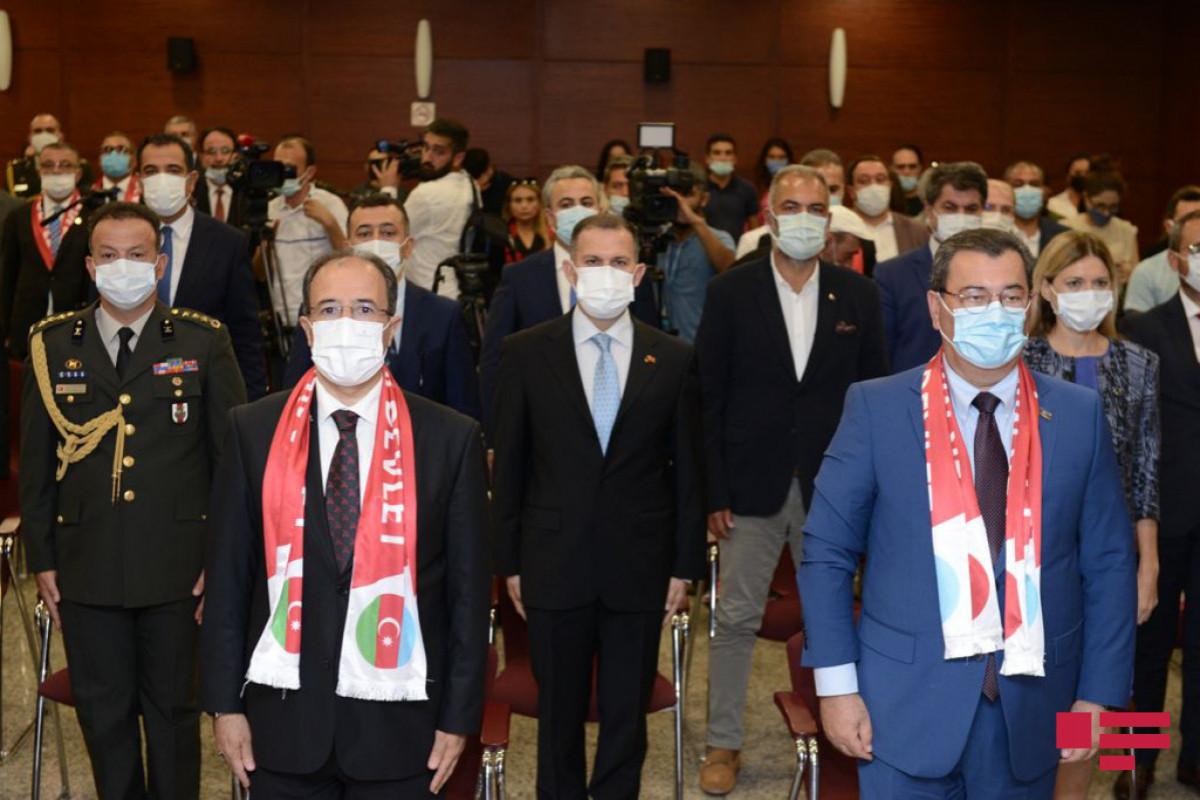 """В посольстве Турции состоялось мероприятие по случаю годовщины освобождения Баку – <span class=""""red_color"""">ФОТО"""