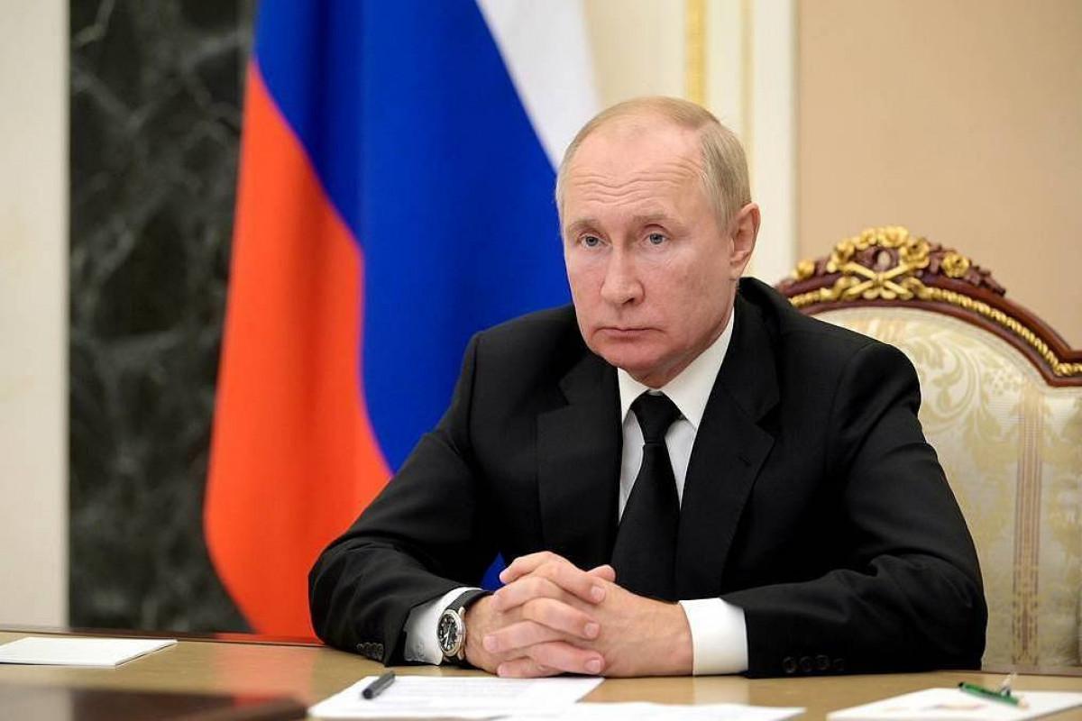 Russia needs strong, authoritative parliament - Putin