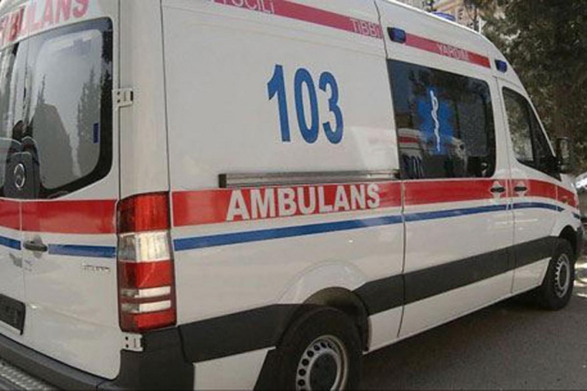 В Билясуваре мотоцикл сбил насмерть женщину