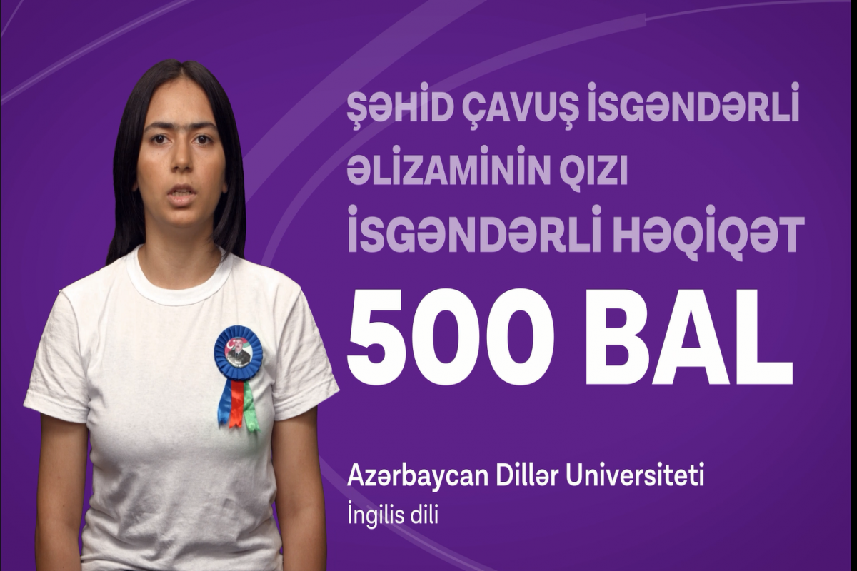 Azercell congratulated our applicants with the record scores-VIDEO