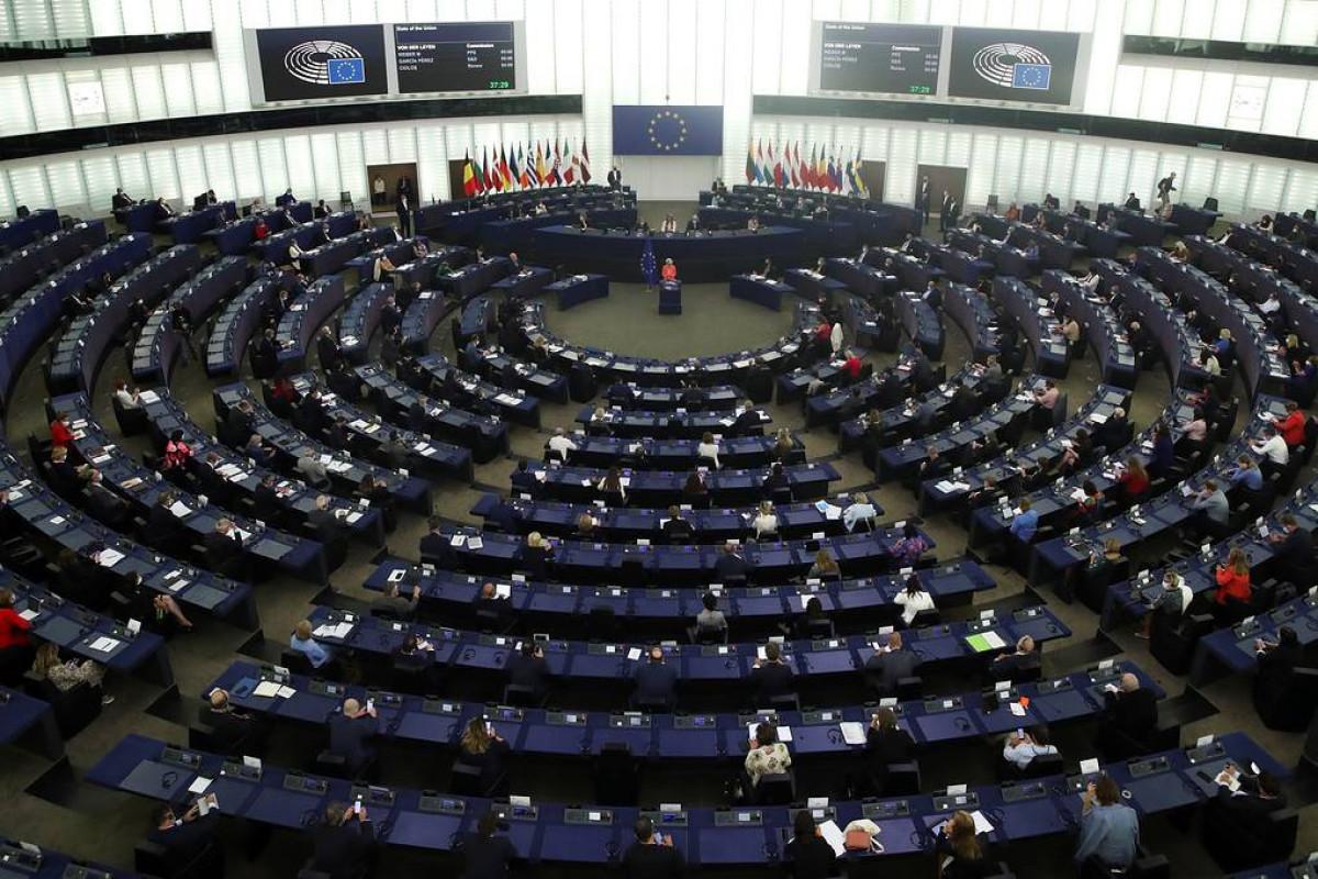 Европарламент утвердил доклад с призывом к пересмотру отношений с РФ