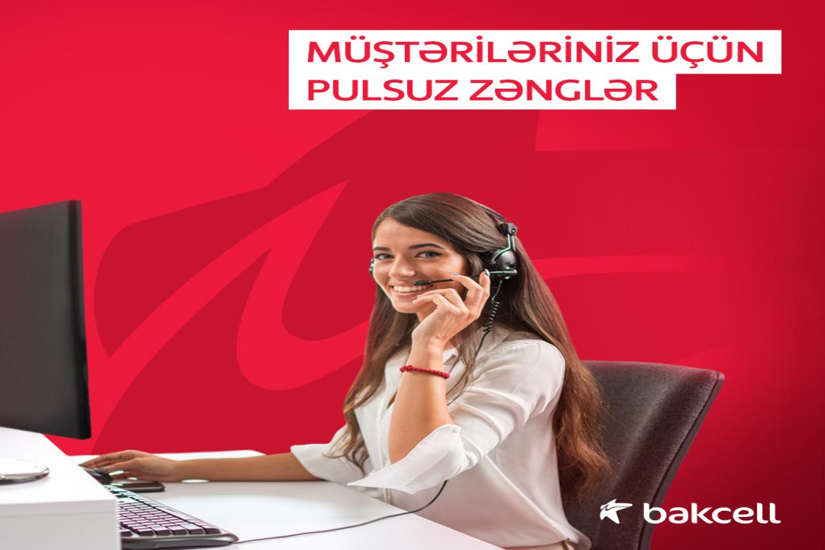"""""""Bakcell"""" """"Pulsuz zəng"""" adlı yeni məhsulunu təqdim edib"""