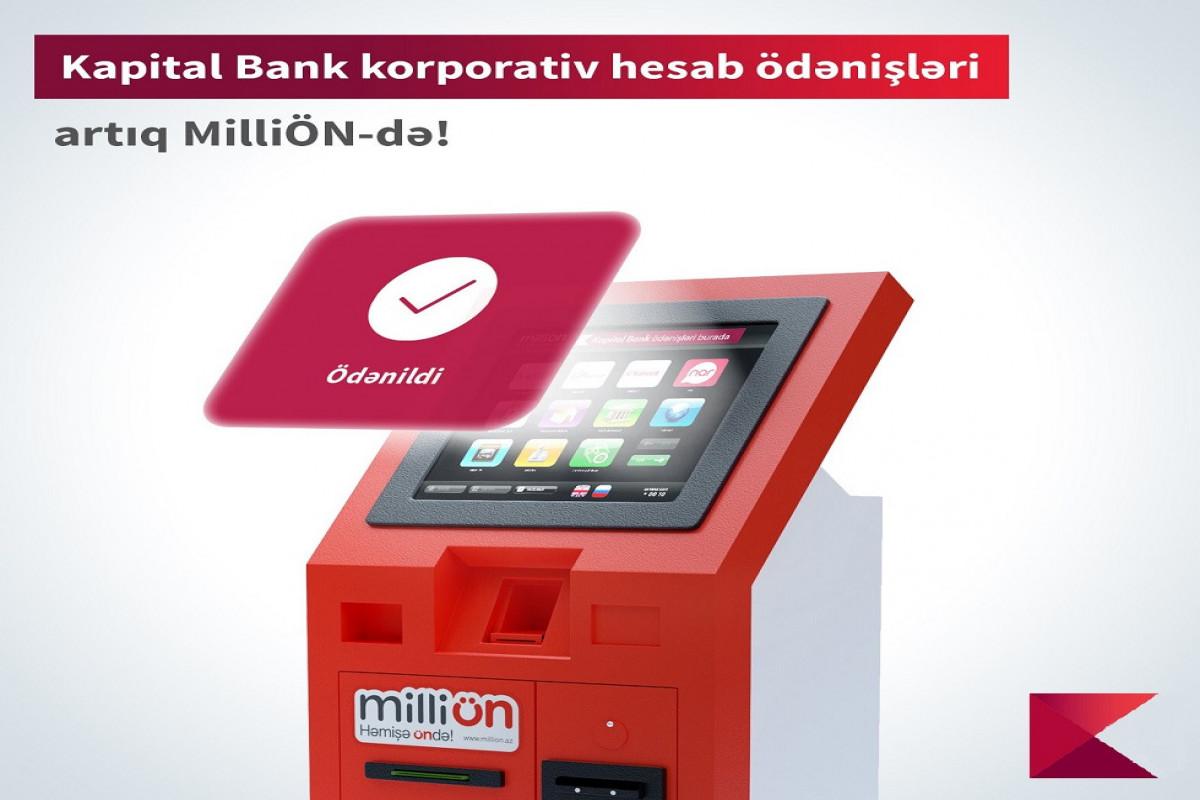 """""""Kapital Bank"""" növbəti yeniliyi təqdim edib"""