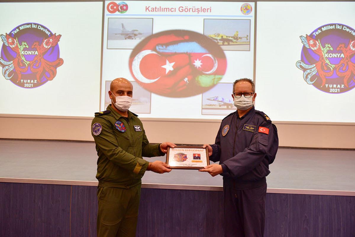 """""""TurAz Şahini – 2021"""" təlimlərinin bağlanış mərasimi keçirilib  - VİDEO"""