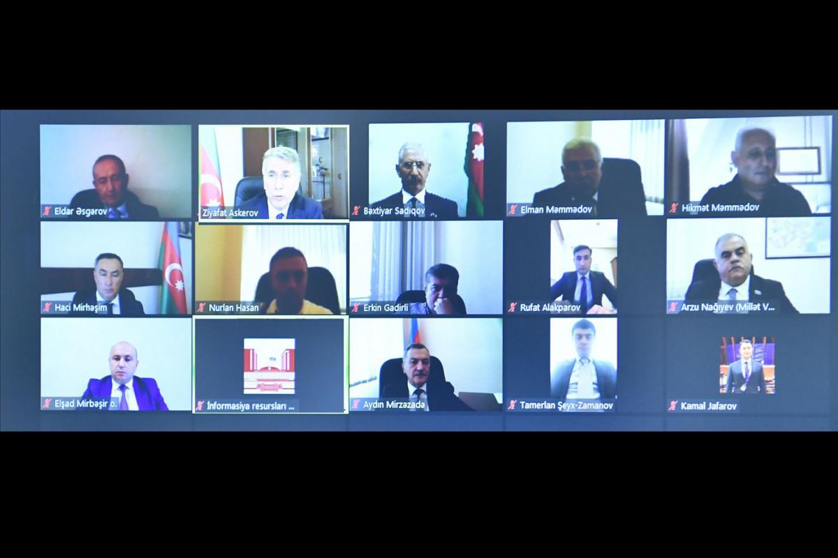 В ММ дали высокую оценку Меморандуму о взаимопонимании по учениям с участием подразделений спецназа Азербайджана и Турции