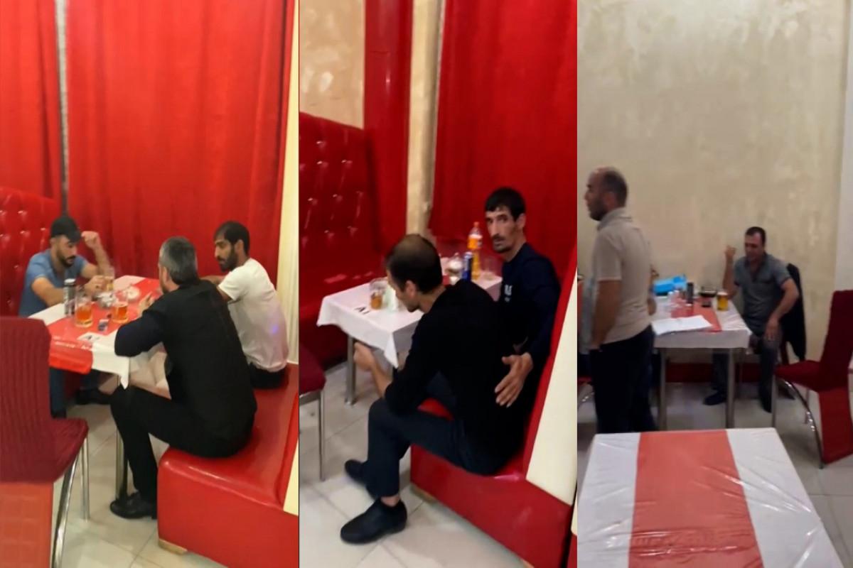 Abşeron rayonunda karantin qaydalarını pozan kafe aşkarlanıb