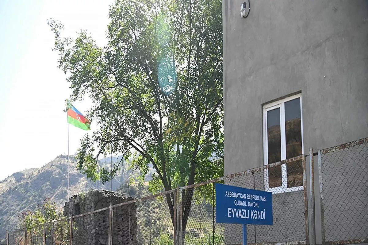 Ermənistan Gorus-Qafan yolunu İranın yük maşınları üçün müvəqqəti bağlayıb