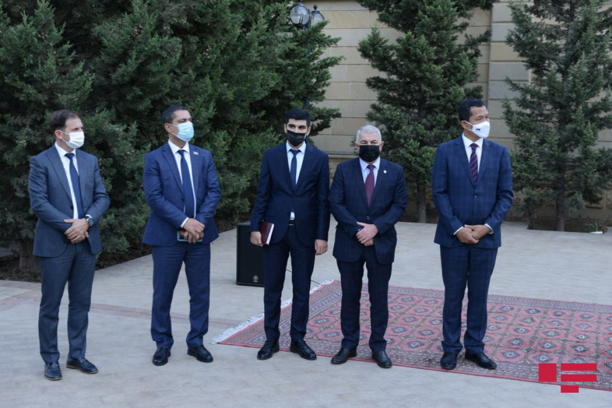 """Ambassador: """"Azerbaijani-Indian relations further strengthened in recent years""""-PHOTO"""