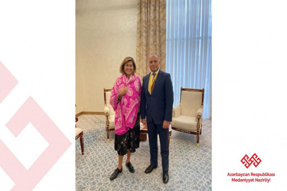 Анар Керимов, Габриела Рамос