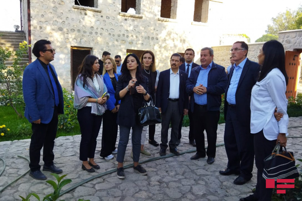 OIC OA delegation visits Bulbul's house museum in Shusha