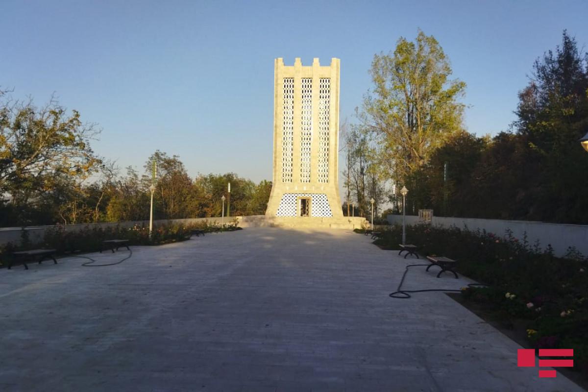 OIC OA delegation visits Vagif Mausoleum in Shusha-PHOTO