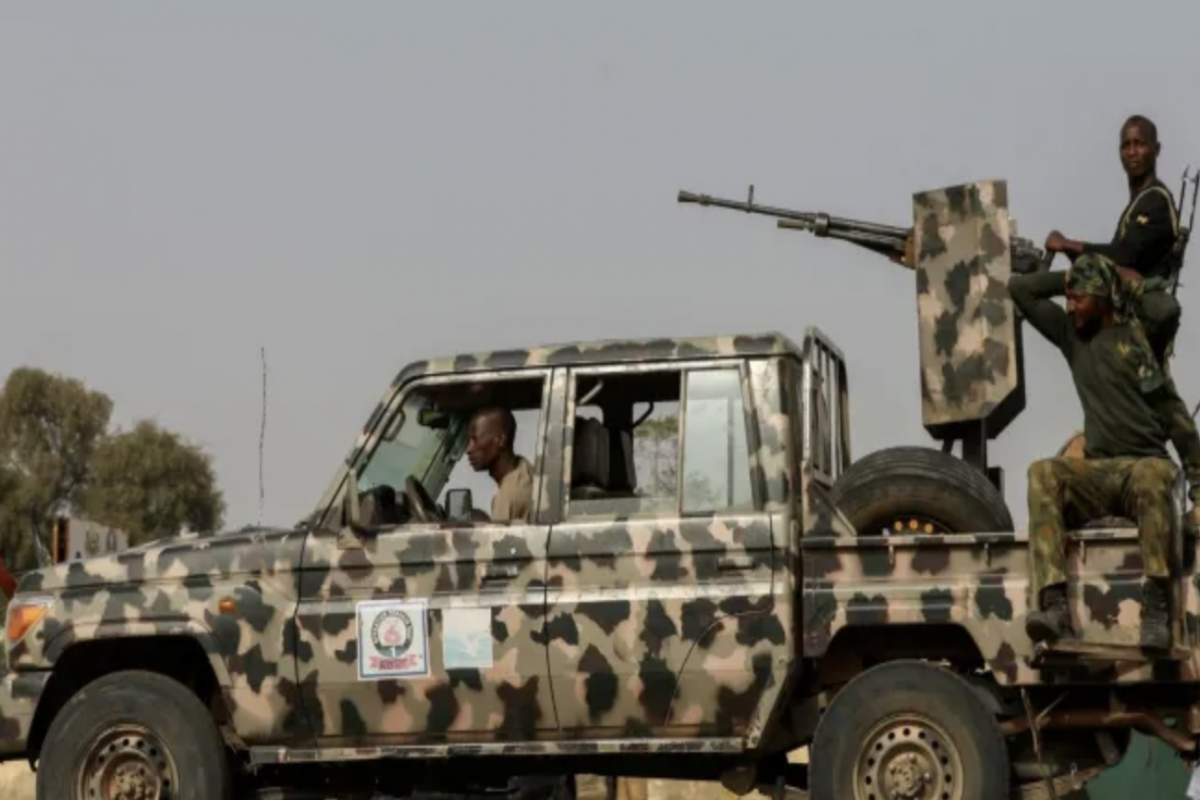 Nigerian jet thought to have killed 9 civilians in pursuit of militants