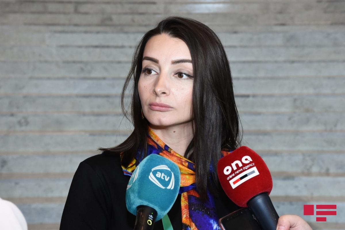 """Leyla Abdullayeva: """"Ermənistanı məsuliyyətə cəlb etmək üçün məhkəməyə müraciət edəcək"""""""