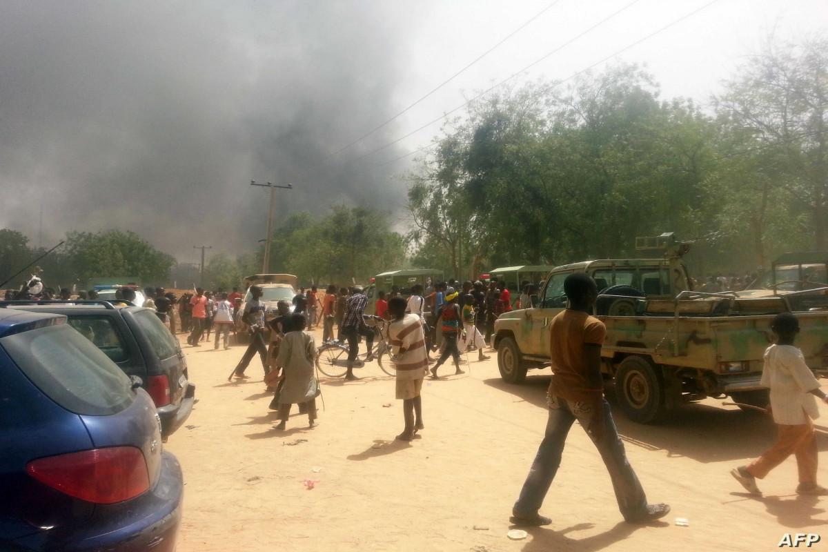 Nigeriyada aviazərbələr nəticəsində 9 mülki şəxs ölüb, 23 yaralı var