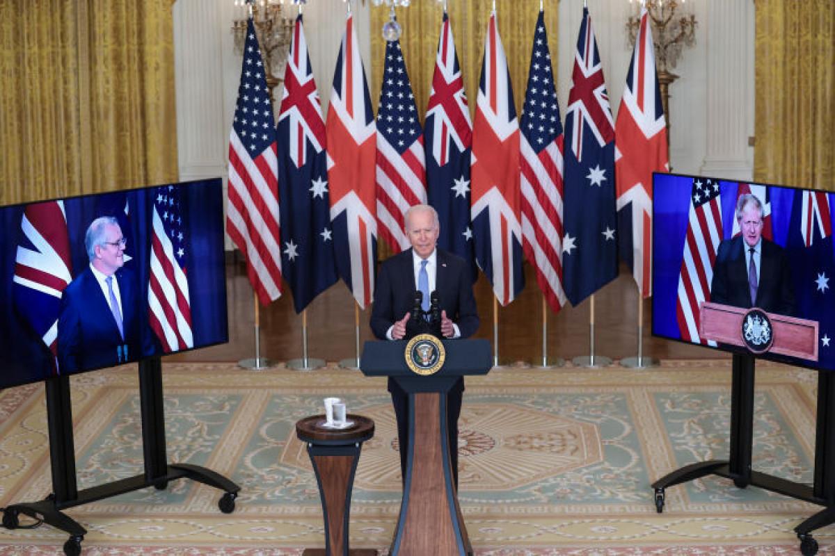 Böyük Britaniya, ABŞ və Avstraliya arasında müdafiə müqaviləsi imzalanıb