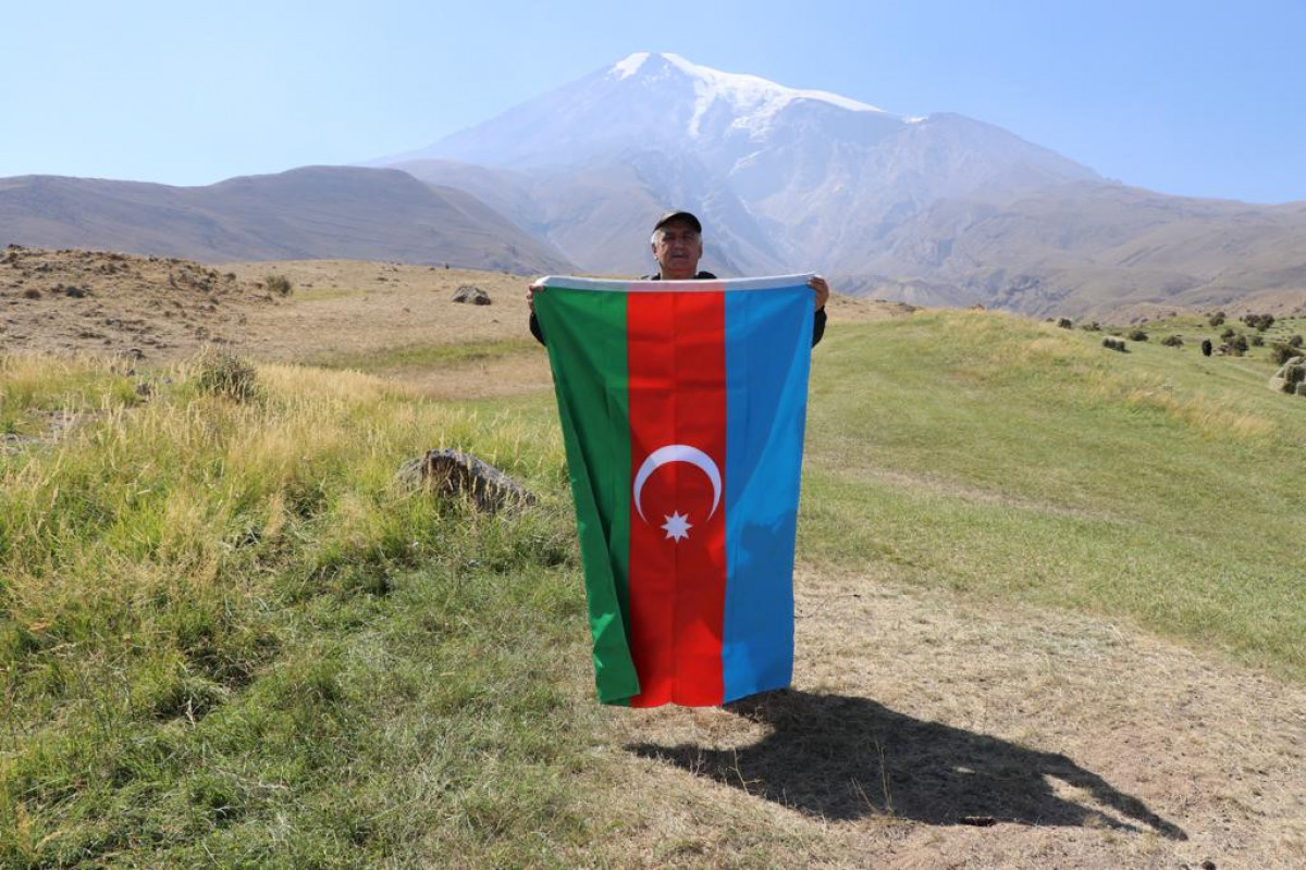 103rd anniversary of Baku's liberation from occupation celebrated with march to Agridag