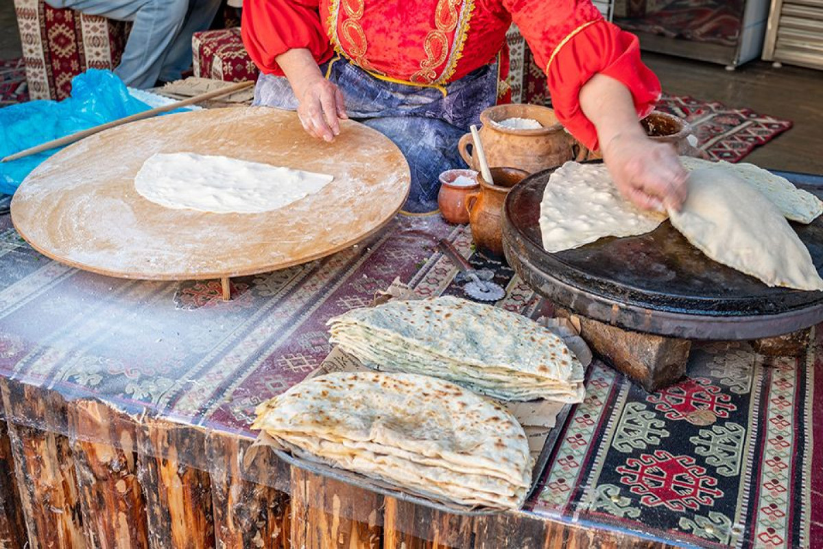 BBC published article on Azerbaijani culture and cuisine