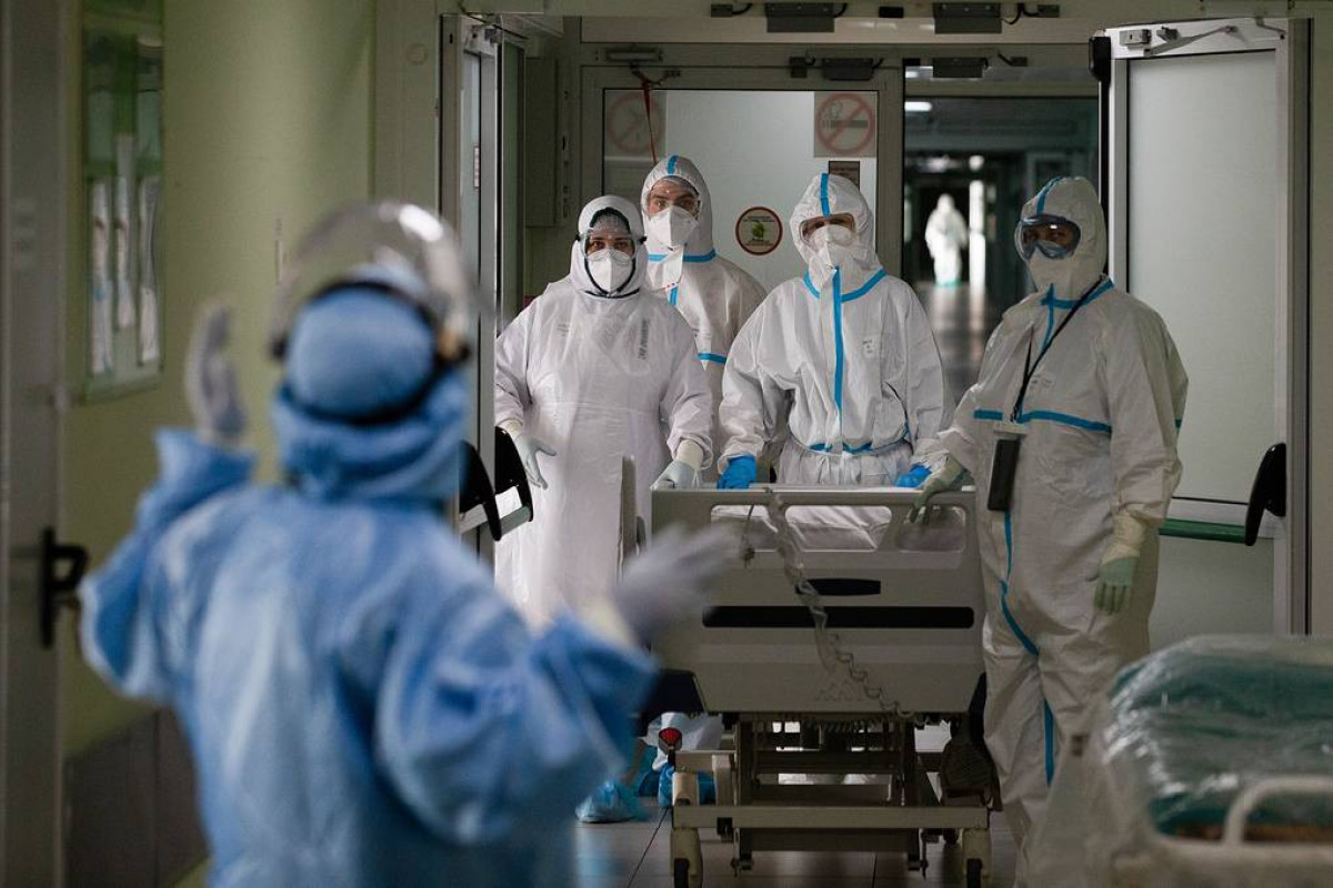 Death toll from coronavirus in Russia exceeded 196,000