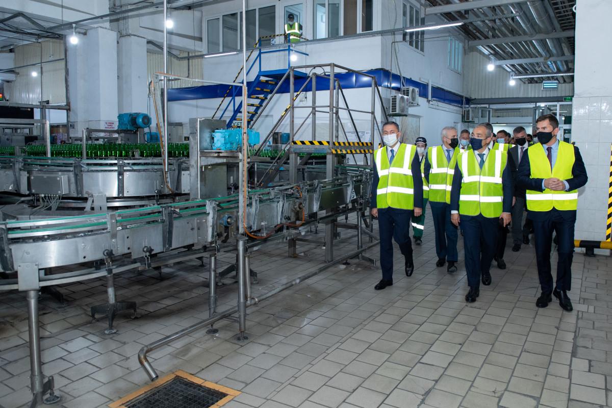 """""""Carlsberg Azerbaijan"""" yerli arpadan hazırlanmış """"Xırdalan"""" pivəsinin istehsalına başlayıb - <span class=""""red_color"""">FOTO"""
