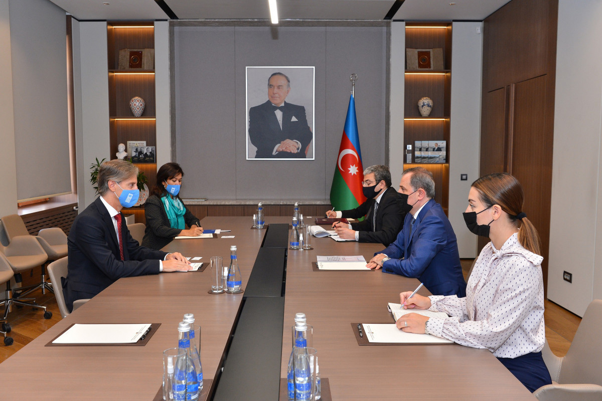 """Azerbaijani FM: """"Azerbaijan attaches importance to cooperation with UN and its specialized bodies"""""""