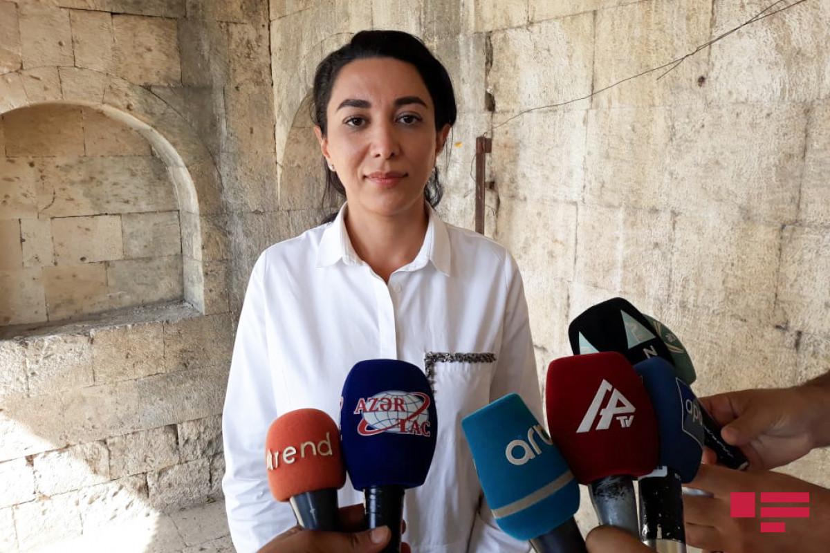 Ombudsman Sabina Aliyeva