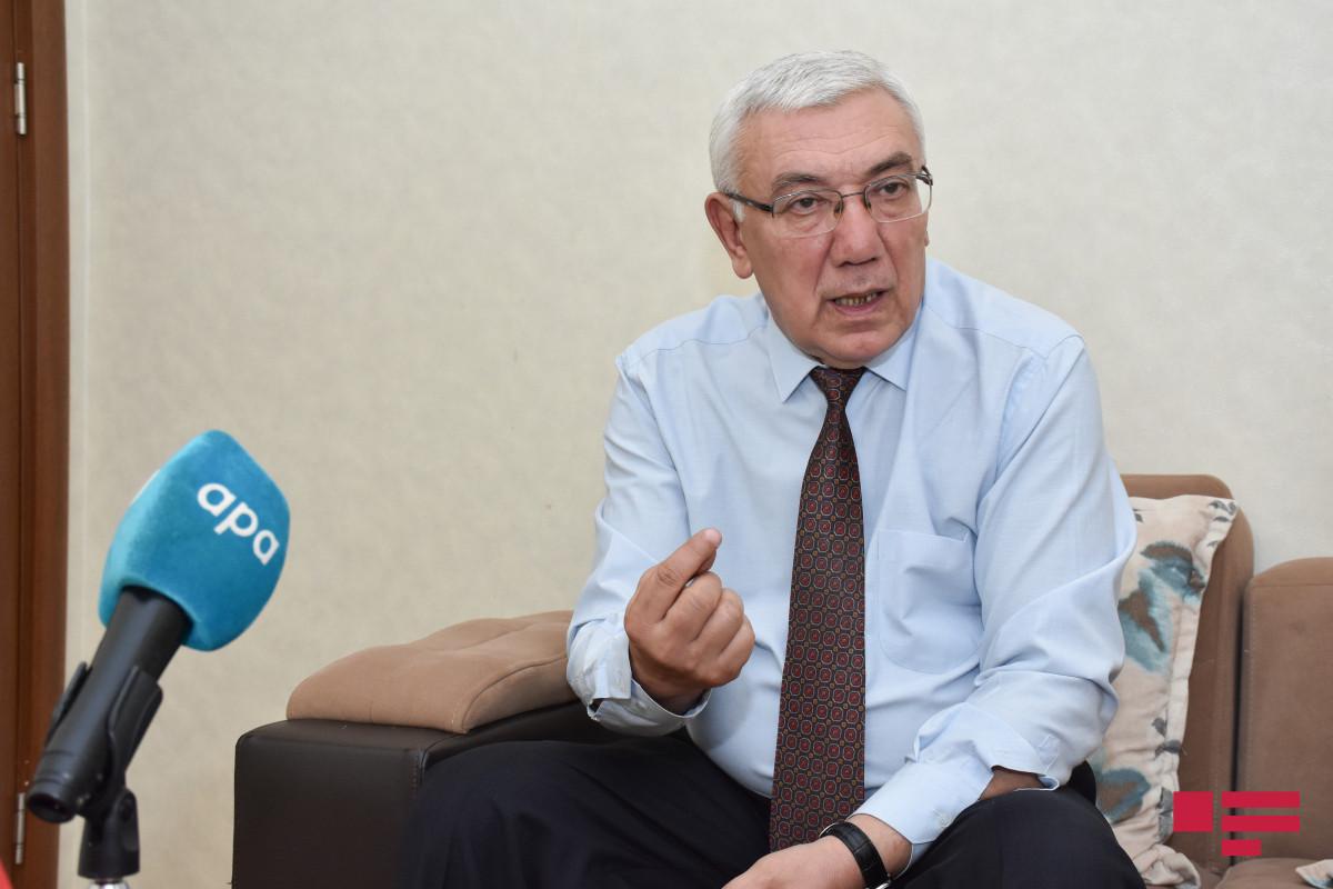 Интервью с Эльдаром Намазовым