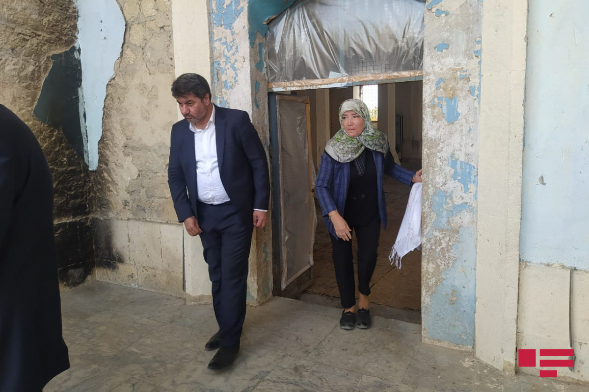 Delegation of OIC Ombudsmen Association visits Juma Mosque in Aghdam