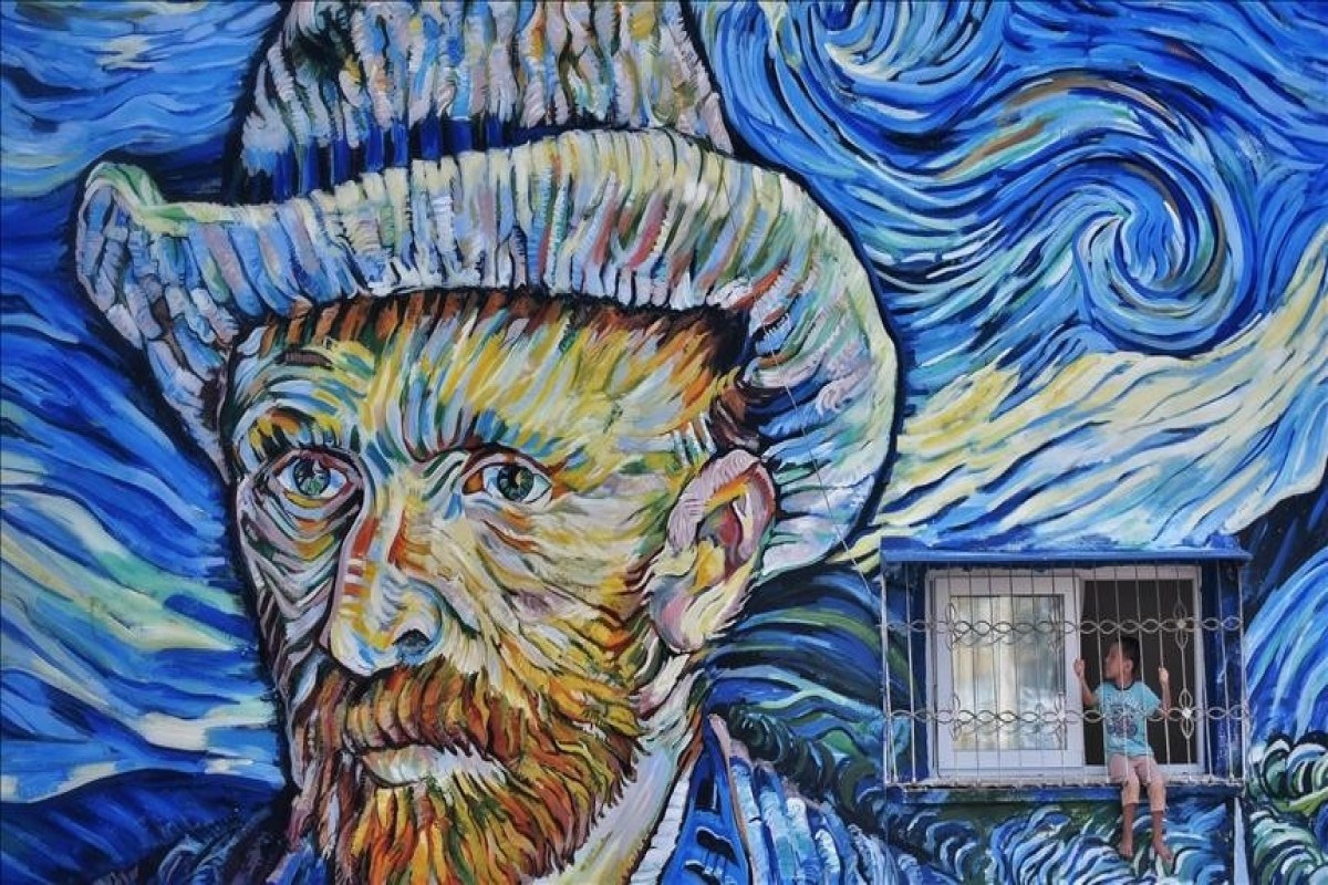 Newly discovered Van Gogh sketch unveiled in Amsterdam
