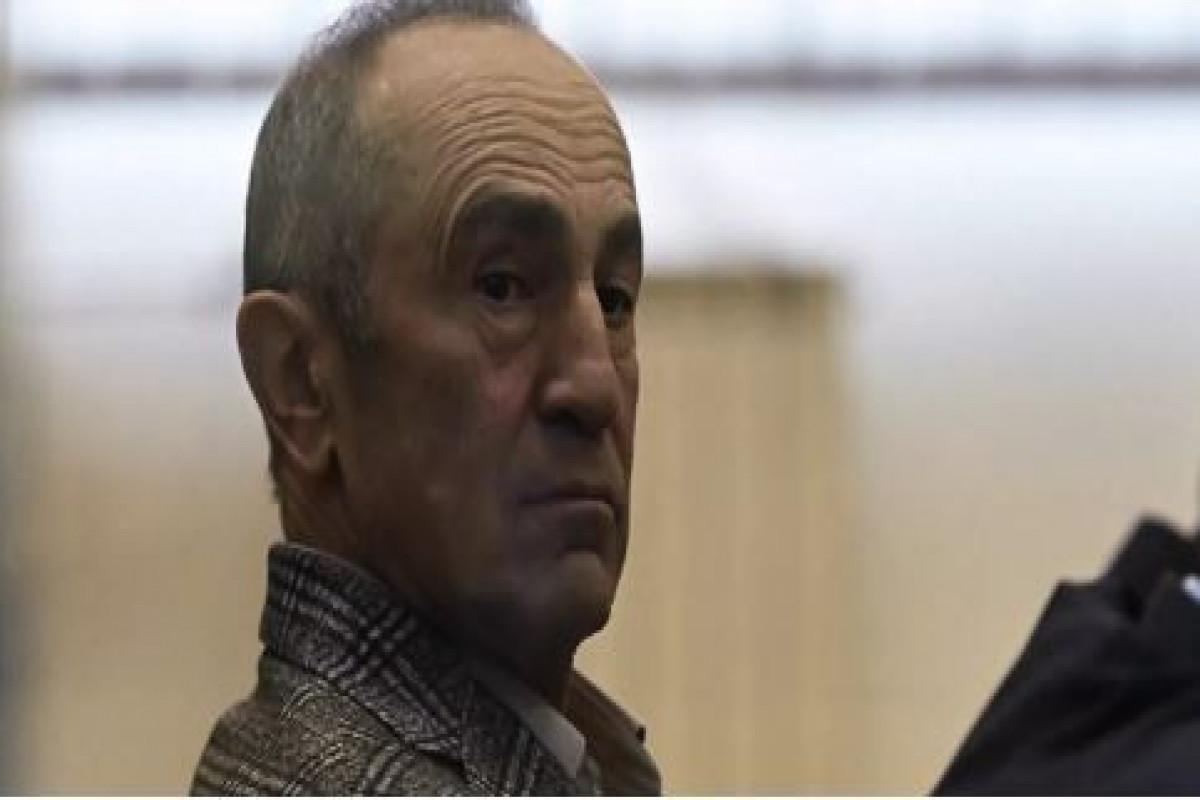 Суд в Ереване отказал экс-президенту Армении Кочаряну в поездке в Москву