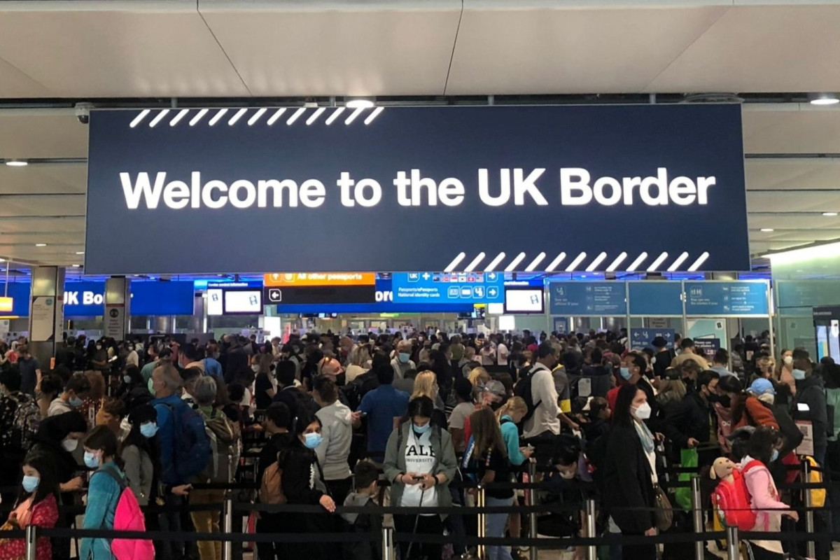 UK removes 8 countries, including Turkey, from red travel list