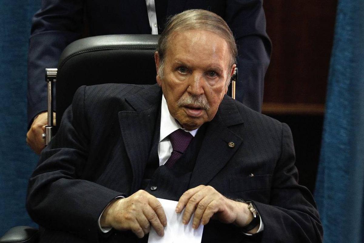 Умер бывший президент Алжира Абдельазиз Бутефлика
