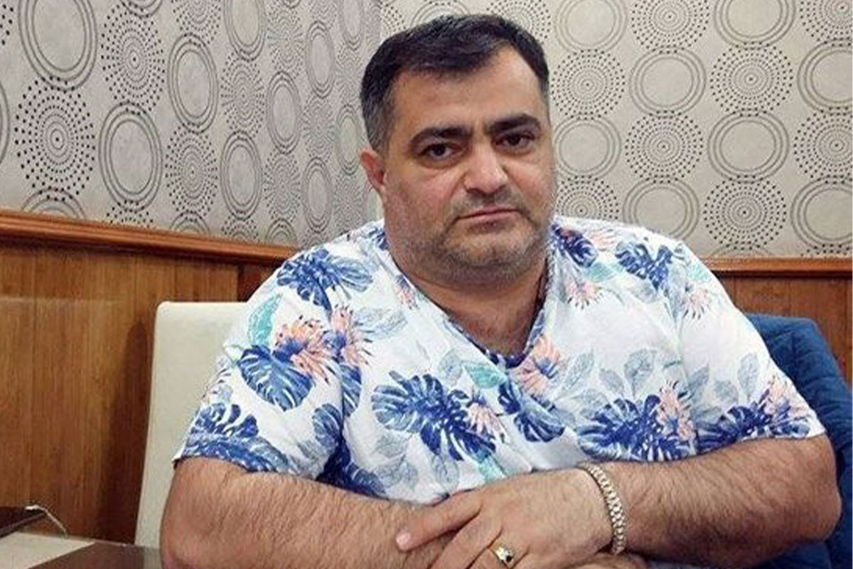 """Internationally-wanted Magsud Mahmudov detained in Ukraine, brought to Azerbaijan-<span class=""""red_color"""">OFFICIAL"""