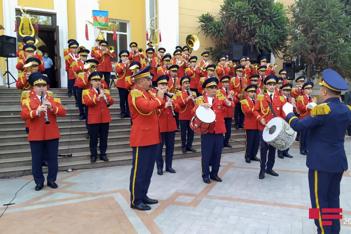 Milli Musiqi Günü ilə bağlı Bakı Musiqi Akademiyasında tədbir