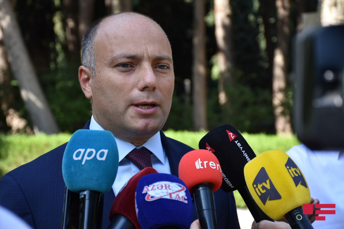 """Culture Minister: """"We will demonstrate Shusha"""