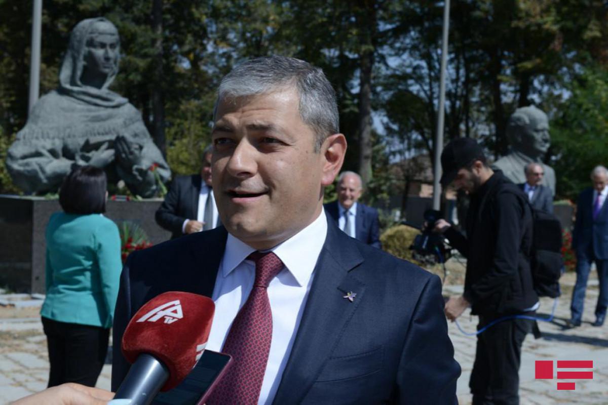Special Representative of President for Shusha district Aydin Karimov