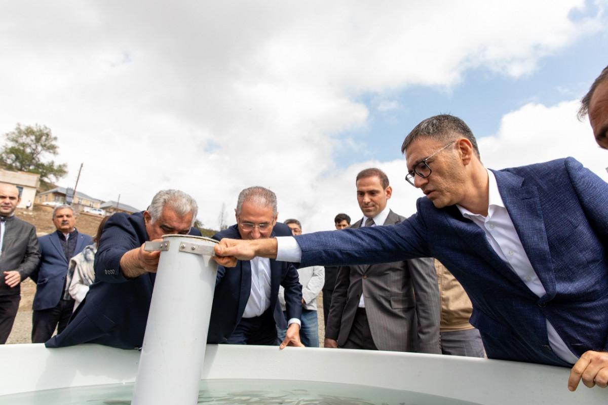 В Дашкесанском районе состоялась экологическая акция вокруг водохранилища «Гюней-Загалы»