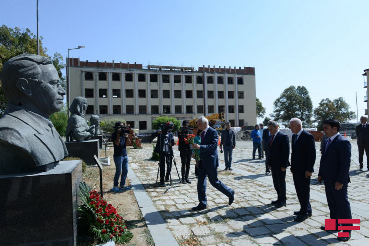 National Music Day being held in Shusha for the first time