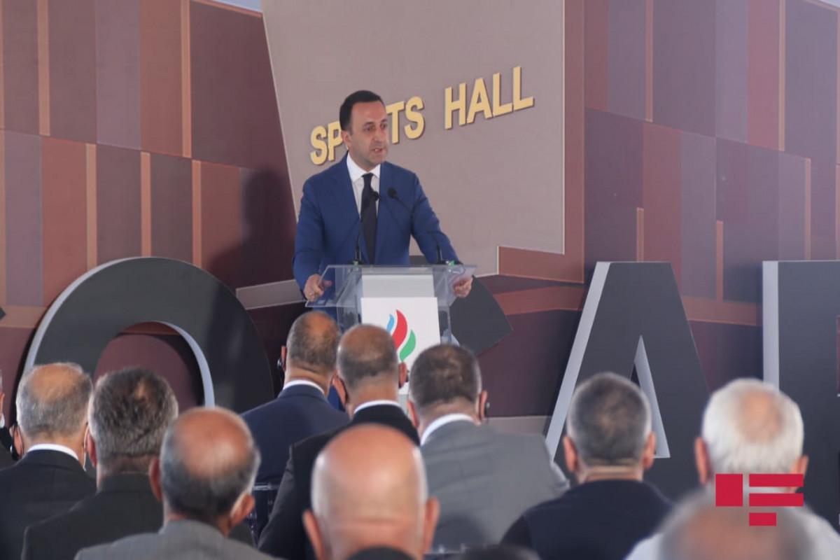 Премьер-министр Грузии: Азербайджанское государство и азербайджанцы – наши братья