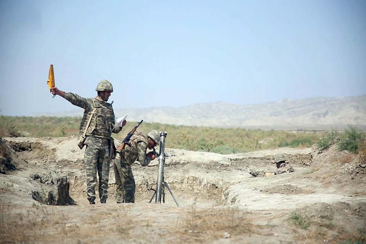 MoD: Intensive combat training of mortar units continues -VIDEO