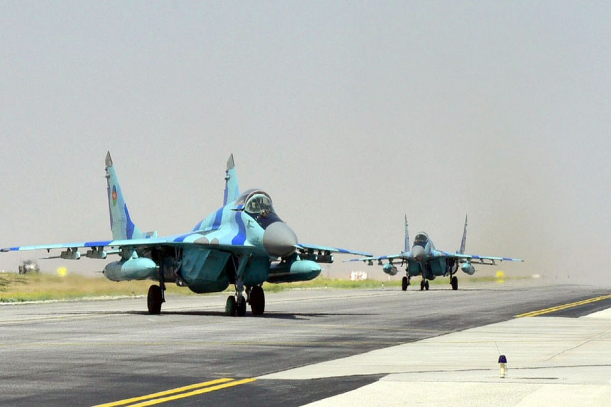 Exemplary flights of two MiG-29 fighters of the Azerbaijan Air Force are planned at the Teknofest-2021 in Turkey