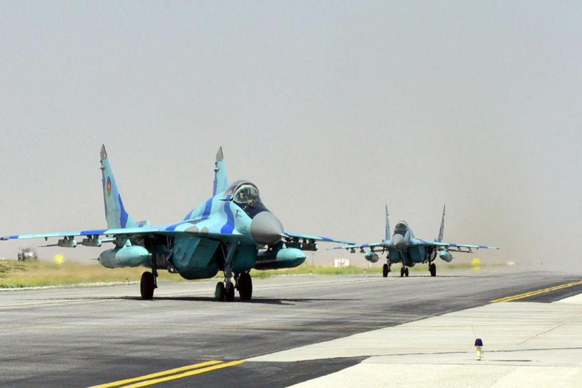 Истребители ВВС Азербайджана выполнят показательные полеты на фестивале в Турции