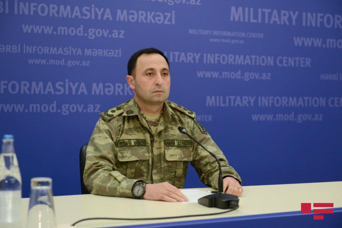 Минобороны Азербайджана: Представление Министерством обороны России информации в совершенно иной форме вызывает непонимание