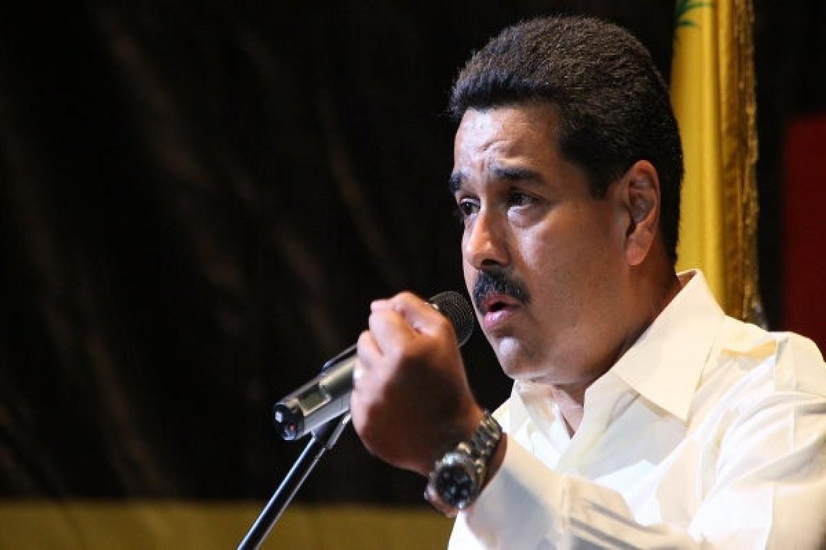 Президент Парагвая в присутствии Мадуро заявил, что не признает его главой Венесуэлы
