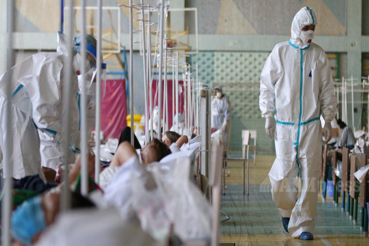 Georgia records 1 501 coronavirus cases, 43 deaths over past day