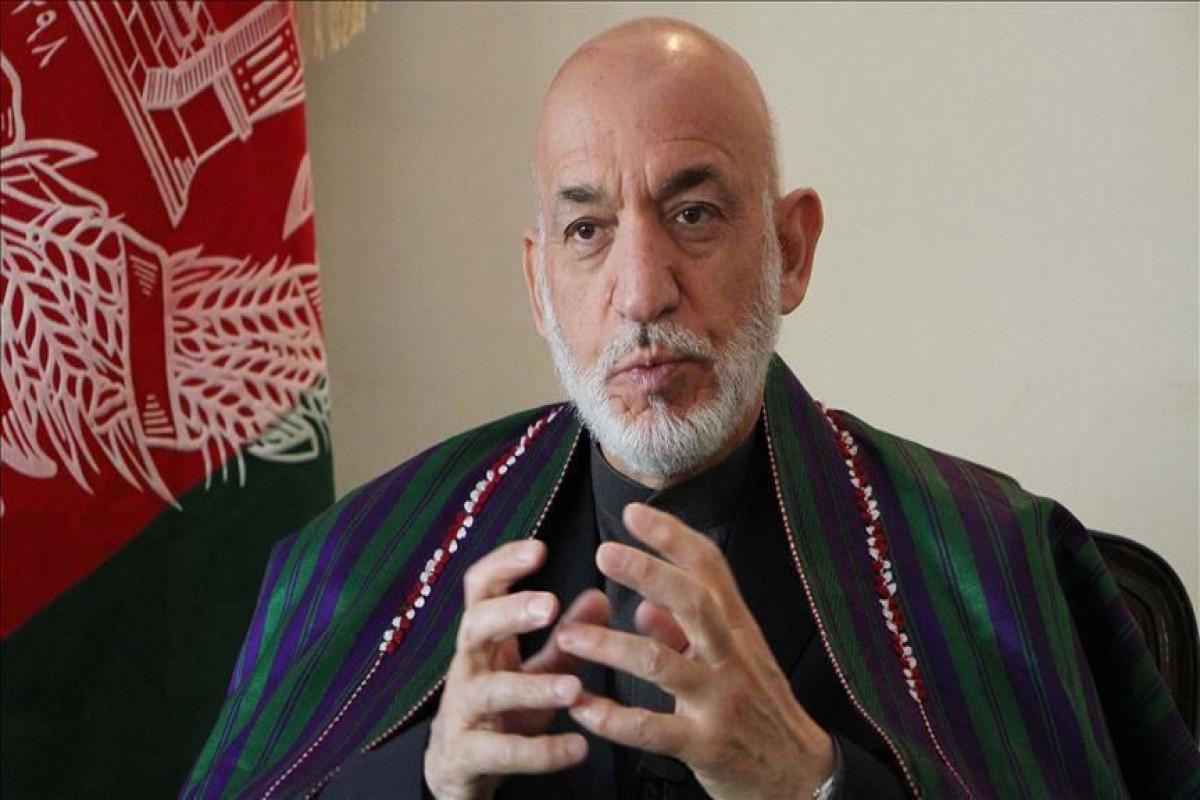Экс-президент Афганистана Хамид Карзай выступил с критикой политики «Талибана»